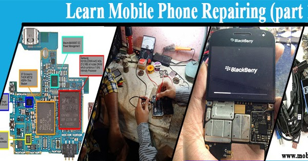 All Mobile Phone Repairing Diagrams Solutions