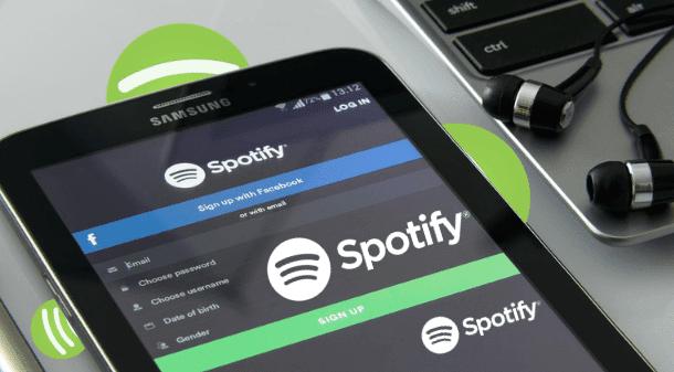 Spotify saregama