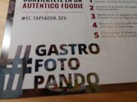 #GastroFotoPando. El Tapeador: tapas en Sevilla