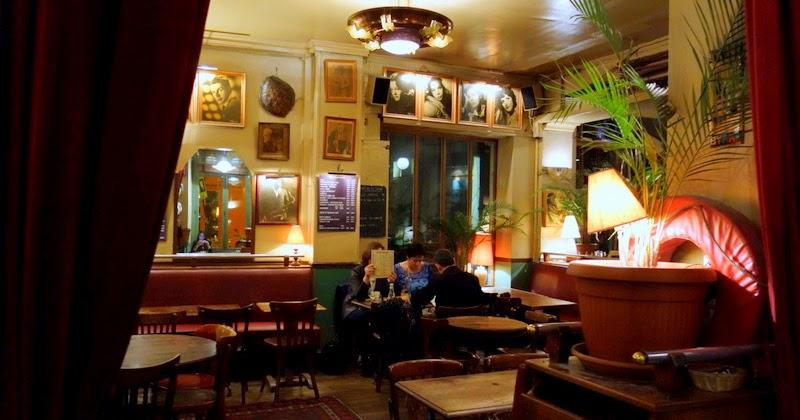 Institution Lyon Restaurant