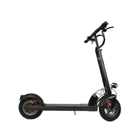 Xe điện 2 bánh dạng xếp scooter đã có mặt tphcm