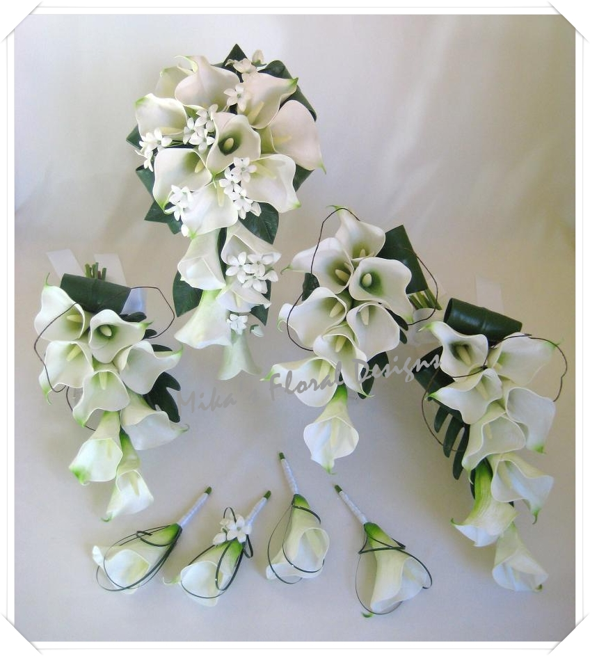 Wedding Flowers By Price: Artificial Wedding Flowers And Bouquets