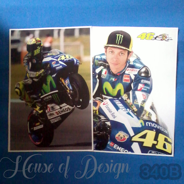 POSTER, POSTER CUSTOM, POSTER A3, POSTER A4, POSTER A5, POSTER CUSTOM SIZE, POSTER MODEL, POSTER PEMBALAP, POSTER MOTOGP, POSTER VALENTINO ROSSI