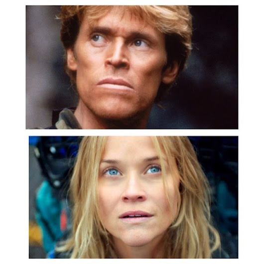 Willem Dafoe & Reese Witherspoon