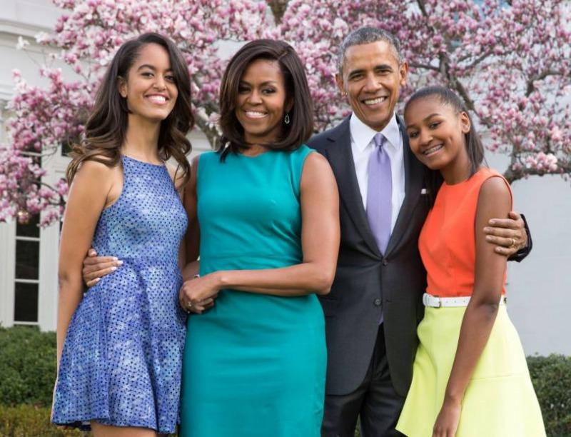 La famille Obama a choisi le Maroc pour les vacances d'été