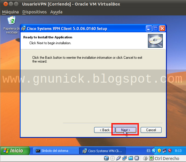 Configurando vpn cisco - Server address vpn gratis