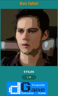 Soluzioni Guess the Teenwolf livello 11 level