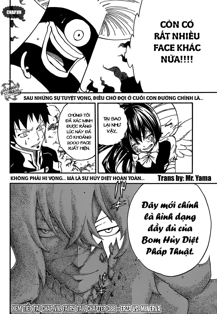 Fairy Tail chap 387 trang 19