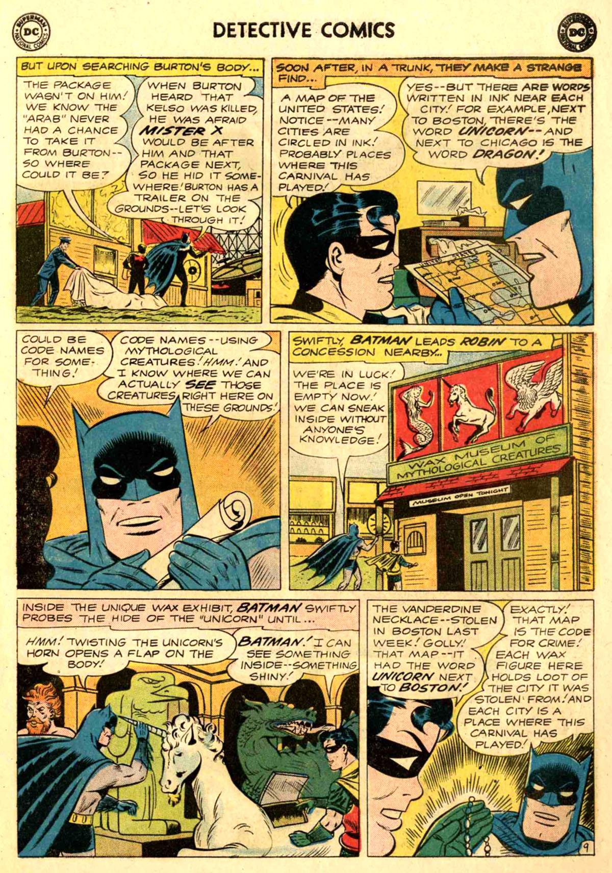 Detective Comics (1937) 309 Page 10