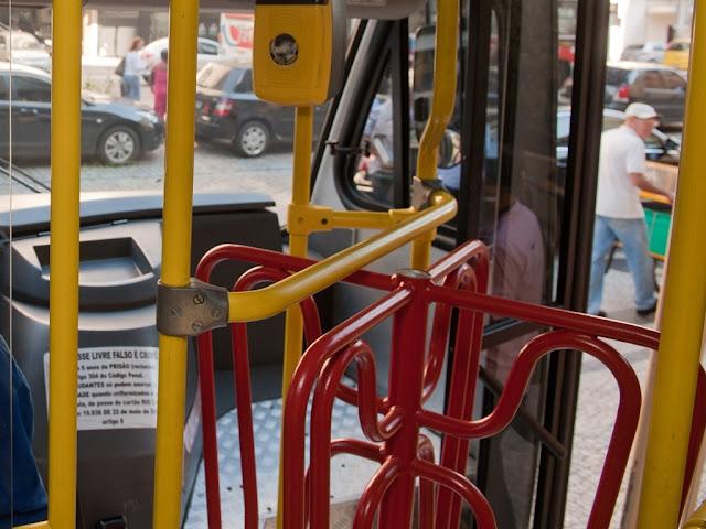 A questão dos idosos nos ônibus de Salvador