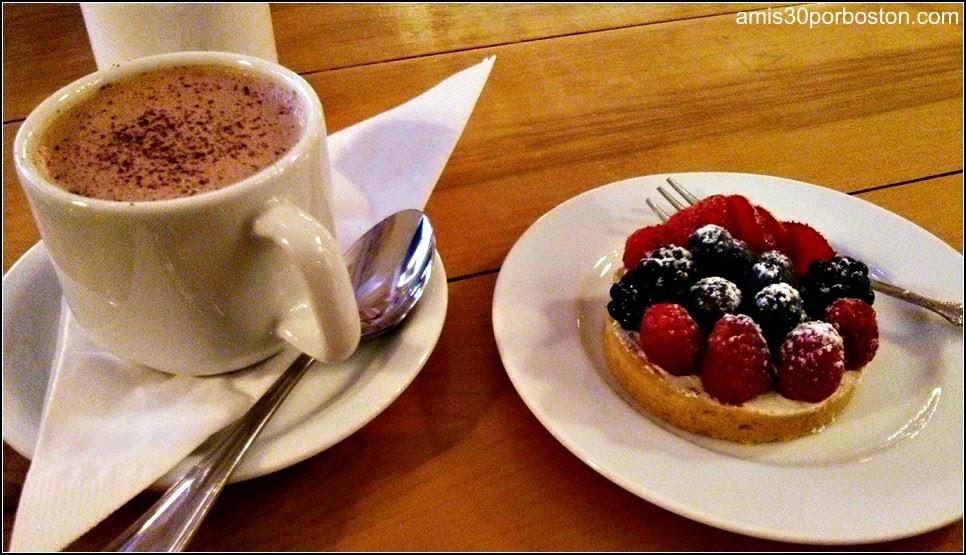 Hot Chocolate: L.A. Burdick