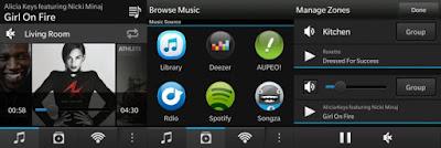 Aplicación Room Tunes
