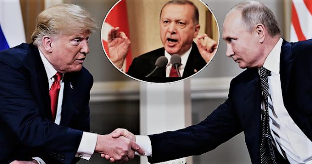 Από το αυτί και στον Άσαντ το μήνυμα Πούτιν στον Ερντογάν