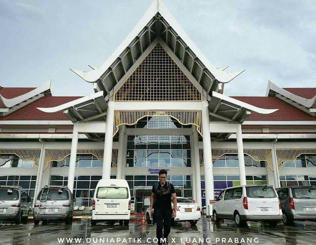 Lapangan Terbang Antarabangsa Luang Prabang