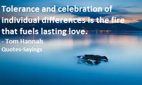 Quotes On Tolerance Quotes Sayings