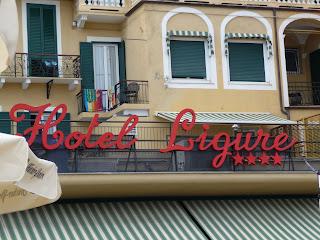 Hotel Ligure, Alassio, Blumenriviera, Italien: www.alassio.mobi/de/