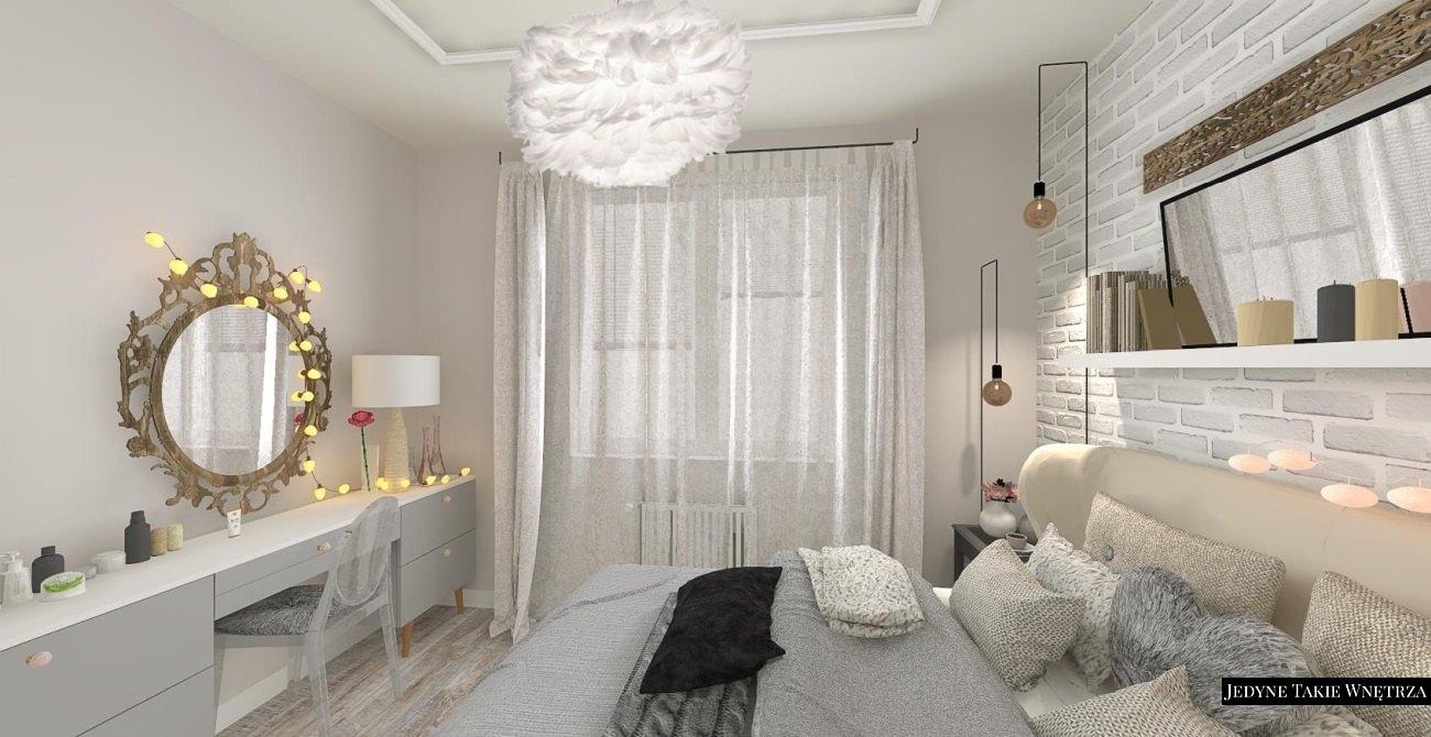 Przepis na romantyczną sypialnię