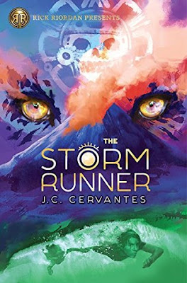 https://www.goodreads.com/book/show/34966353-the-storm-runner