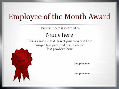 Certificate Of Employment Template Free Klope