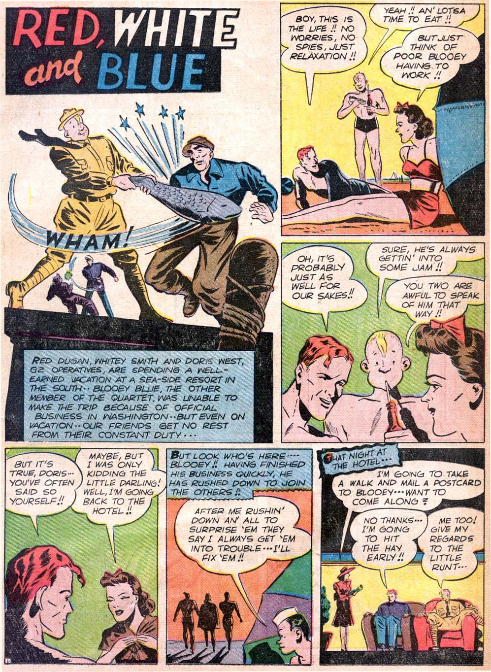 Read online All-American Comics (1939) comic -  Issue #32 - 31
