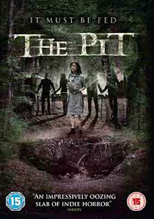 The Pit (Jug Face) caratula DVD UK