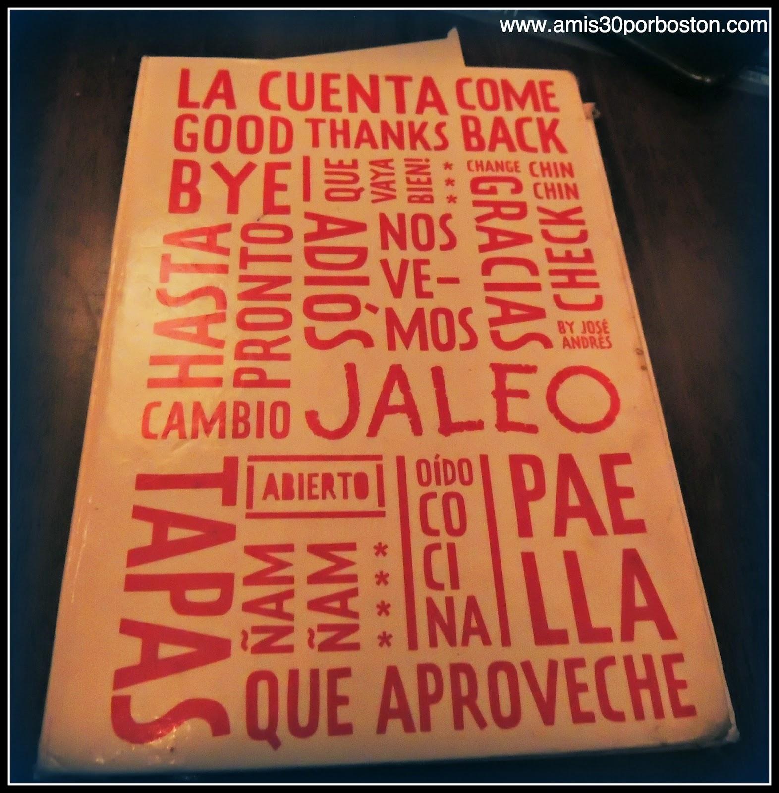 Restaurante Jaleo by José Andrés