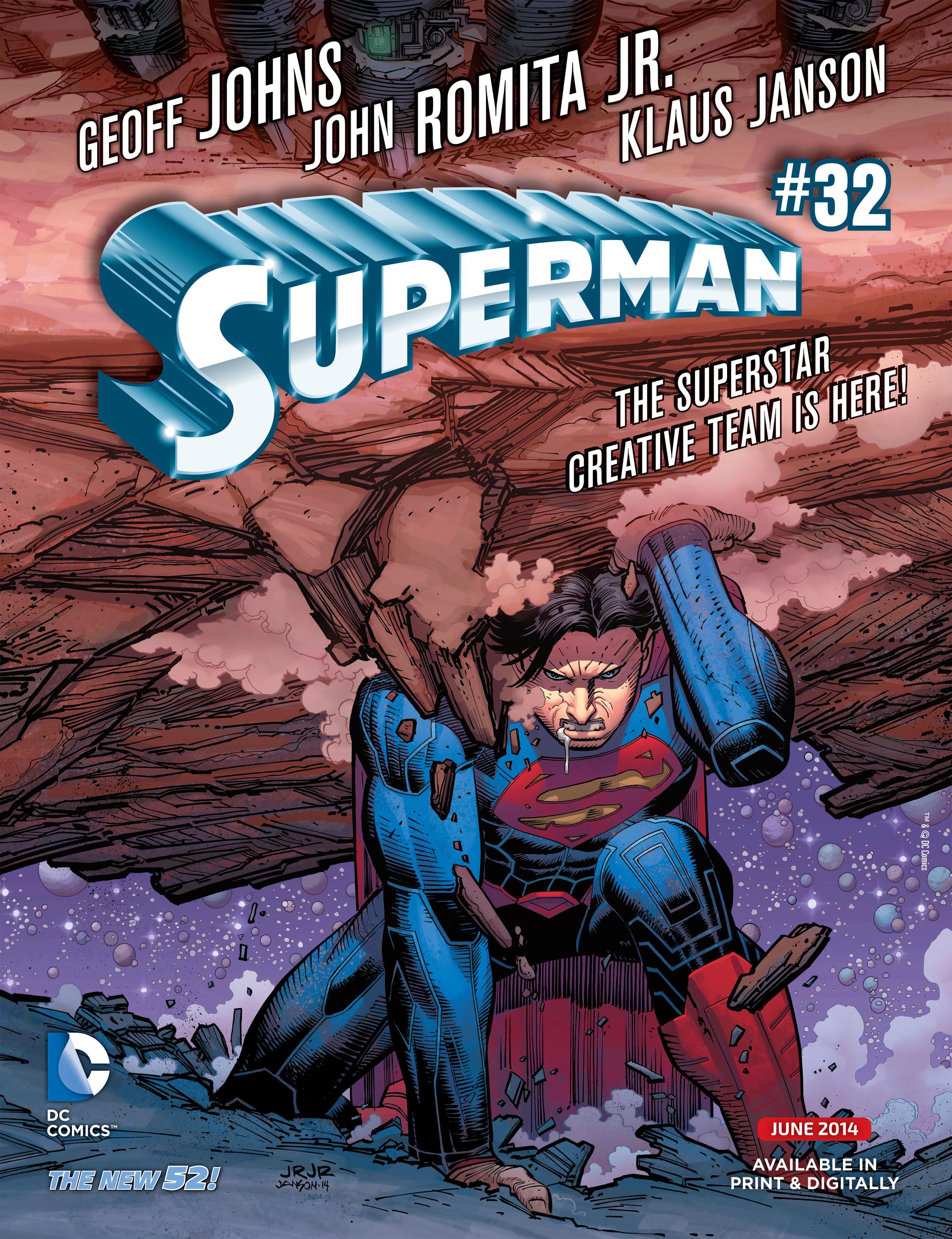 Read online Aquaman (2011) comic -  Issue #31 - 21