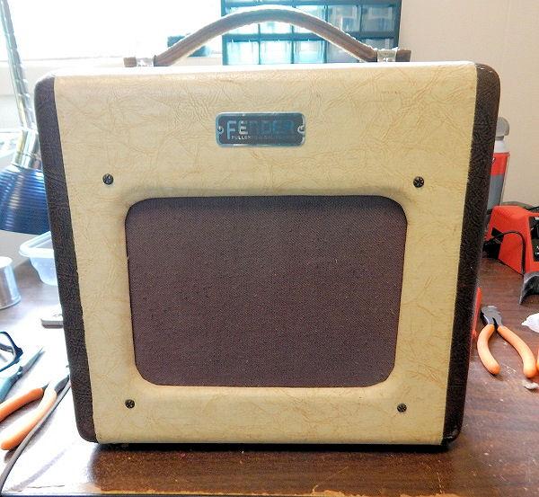 Blues Harp Amps Fender Champion 600 5b1 Two Tone