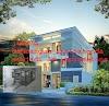 Jasa Pembuatan 3D Rumah Rendering