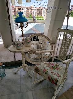 Composición de muebles en el desembalaje de Oviedo