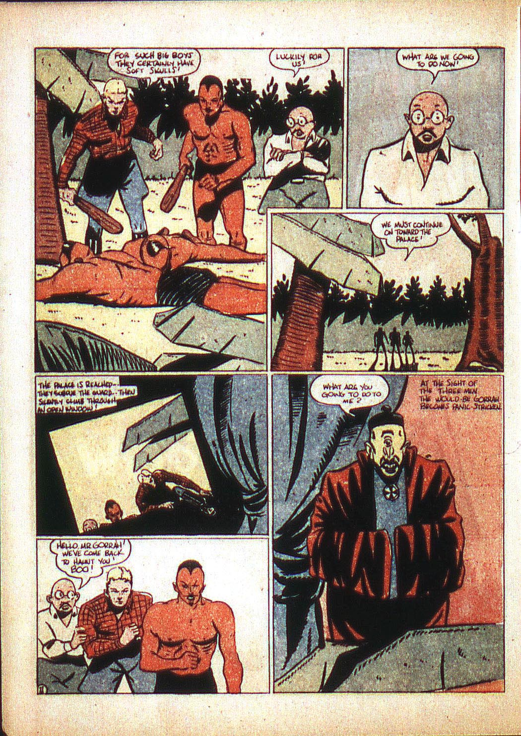 Read online Action Comics (1938) comic -  Issue #3 - 46