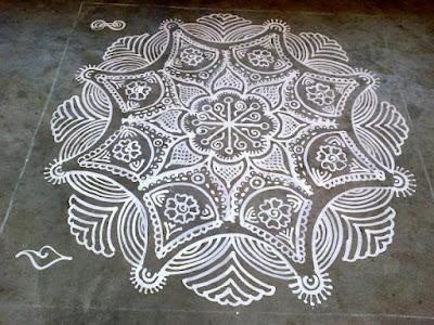 Diwali rangoli images