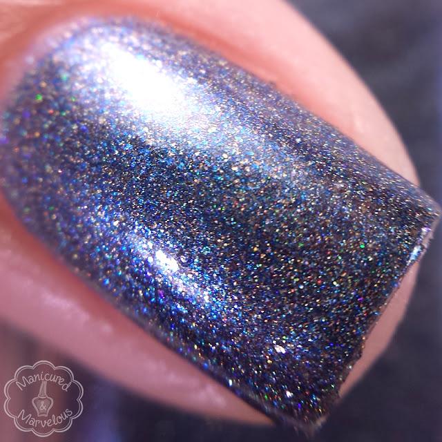 Nail Hoot Lacquer - Zero Gravity