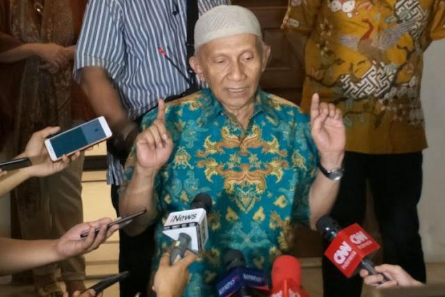 Amien Rais, Kasus Ratna Sarumpaet, dan 300 Advokat yang Siap Mendampingi