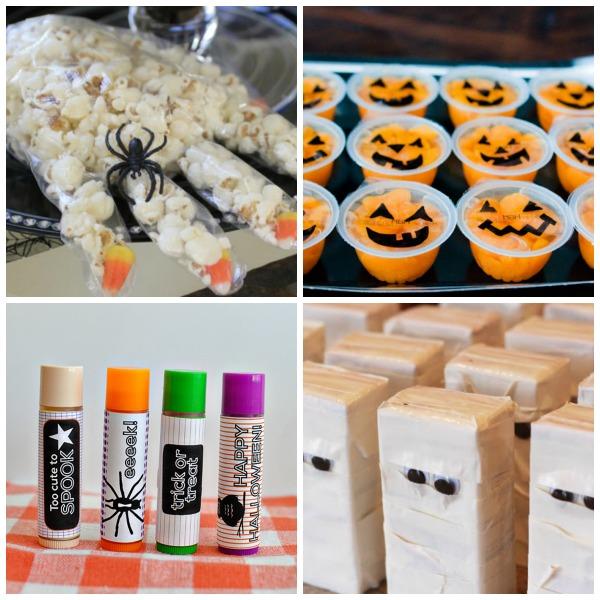 Creative halloween giveaways