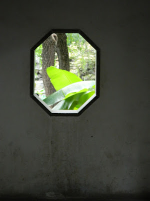 Framed view at Lingering Garden Suzhou China by garden muses-not another Toronto gardening blog