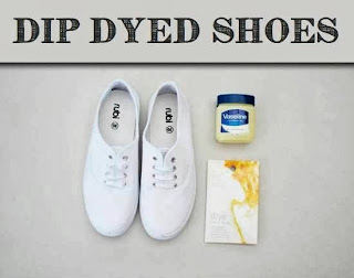 Kreasi Kerajinan Tangan, Mewarnai Sepatu Sendiri 1