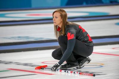 CURLING - El peso de representar a Canadá