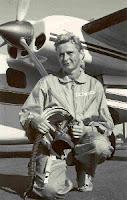 Breve Biografía de Jerrie Cobb. Aviadora estadounidense. Mujeres que hacen la historia. Mujeres que hicieron la historia