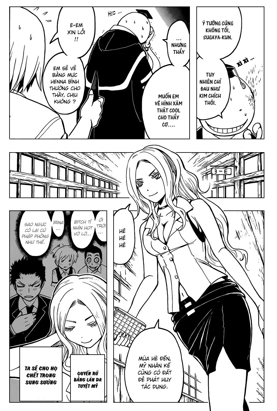 Ansatsu Kyoushitsu chap 37 trang 8