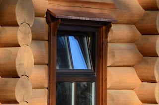 Окна из меранти