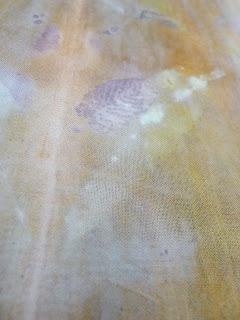 bidulafil ecodye discharge empreintes végétales