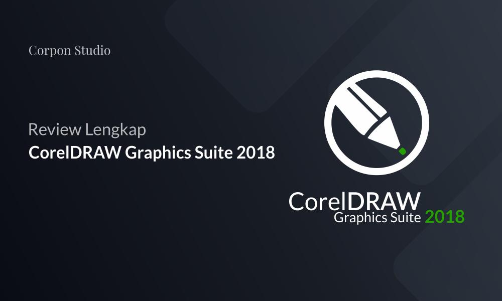 Review CorelDRAW 2018