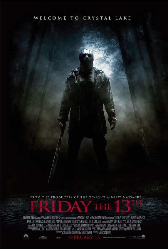 Friday the 13th (2009) Hindi Dual Audio UnCut BluRay | 720p | 480p