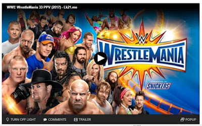 Film Smakcdown WWE Terbaru 2017
