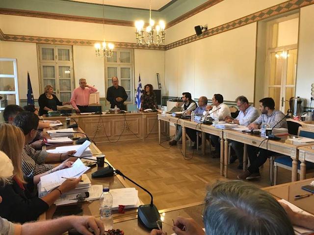 Πέντε θέματα της Αργολίδας στην συνεδρίαση της Οικονομικής Επιτροπής της Περιφέρειας Πελοποννήσου