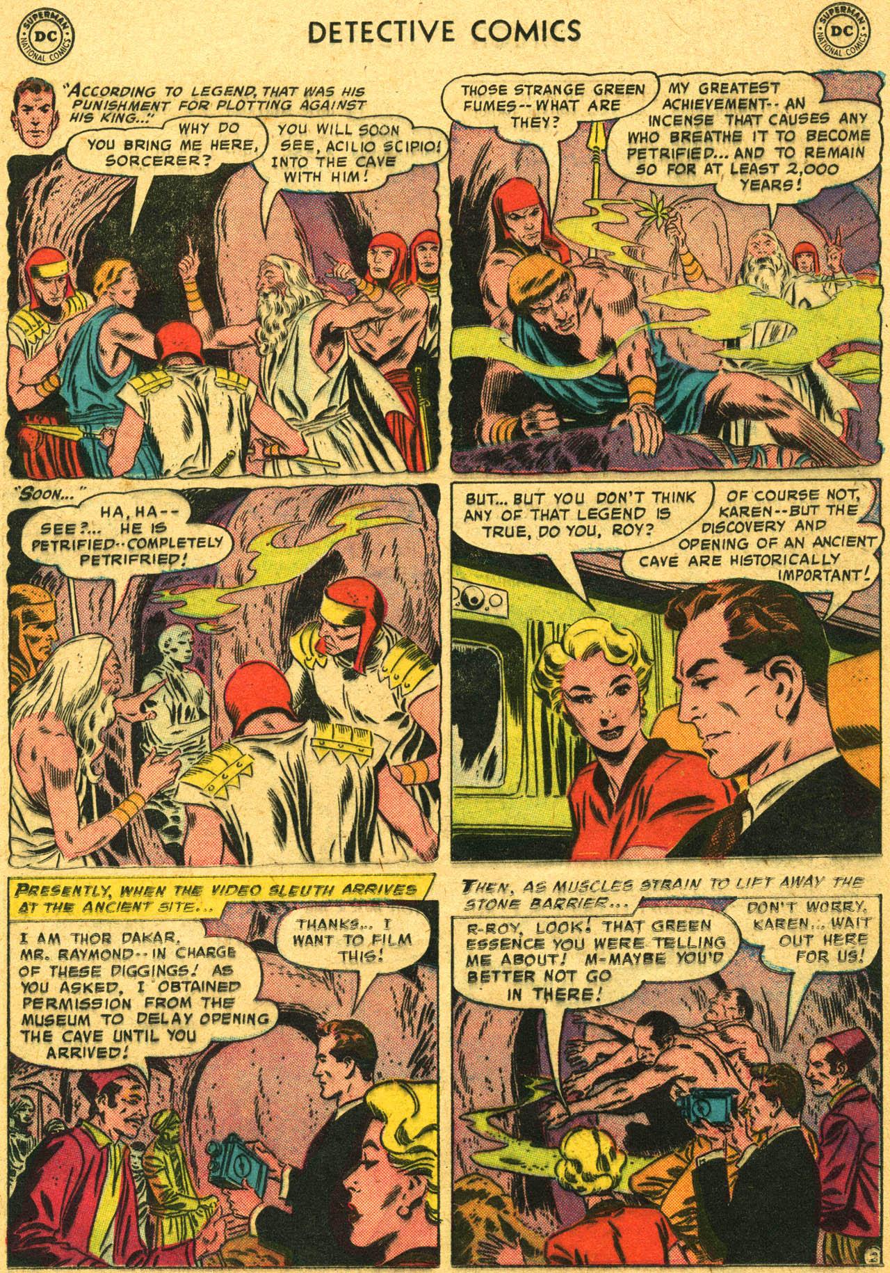 Detective Comics (1937) 253 Page 18