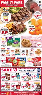⭐ Family Fare Ad 1/22/20 ⭐ Family Fare Weekly Ad January 22 2020