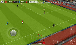NEW FTS MOD FIFA 18 ULTIMATE by Anwar Android