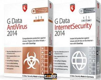 G Data Internet security 2014 Free Download with Crack Keygen